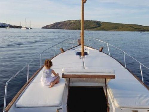 Speedboat Capeador Solarium 36 · 1993