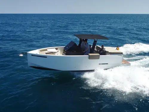 Speedboat De Antonio D28 Open · 2020