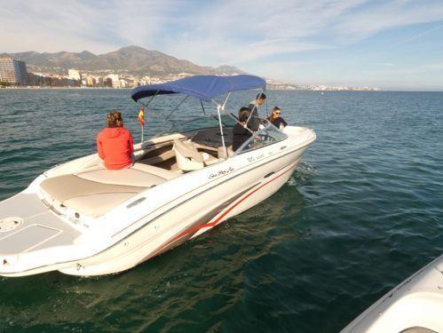 Speedboat Sea Ray 210 Select · 2016