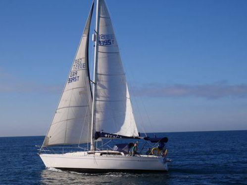 Sailboat Jeanneau Sun shine 36 (1984)