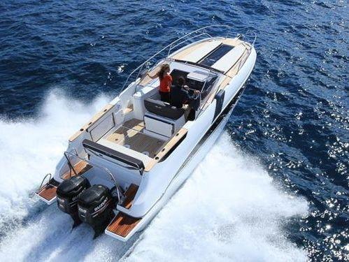 Motorboot Beneteau Flyer 8.8 Sundeck · 2019
