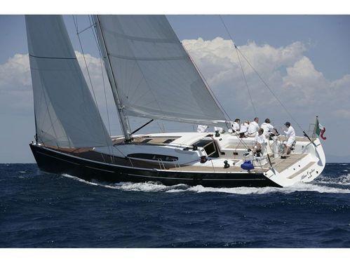 Sailboat Dehler 60 · 2008