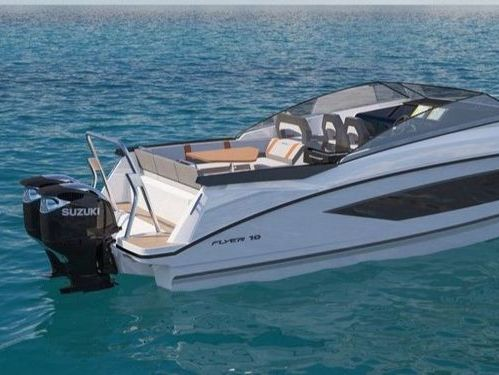 Motorboot Beneteau Flyer 10 · 2020