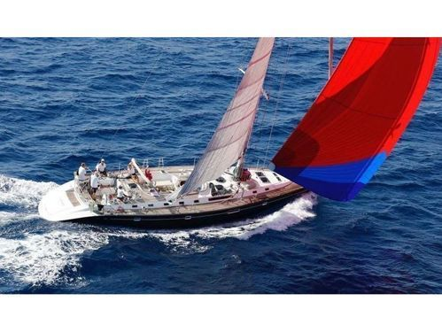 Barca a vela CNB 64 · 1993