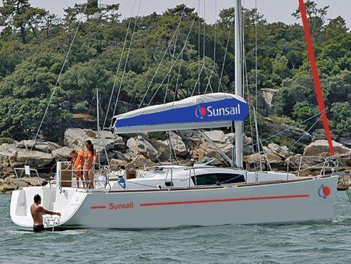 Barca a vela Jeanneau Sunsail 41.3 · 2016