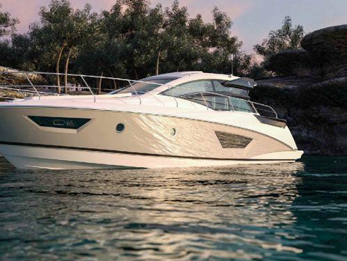 Motorboat Beneteau Gran Turismo 46 · 2019