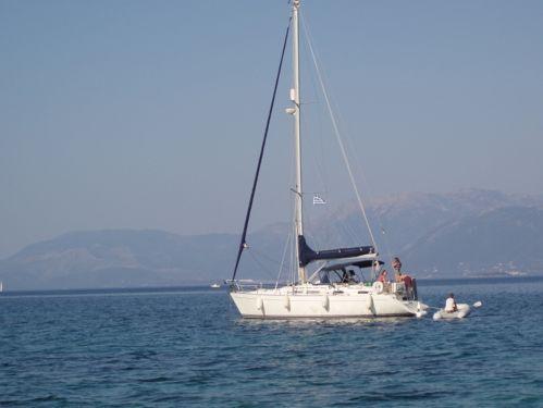 Barca a vela Moody 38 · 1994