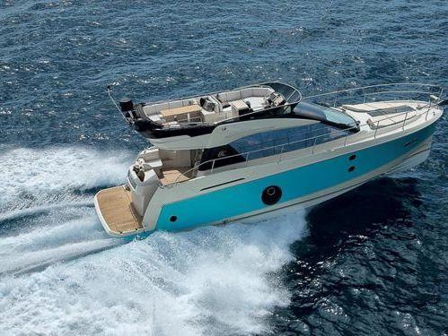 Barco a motor Beneteau Monte Carlo 5 · 2017
