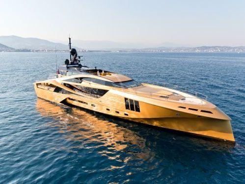 Motorboot Palmer Johnson Super yacht Khalilah · 2015
