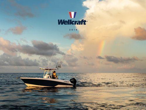 Speedboat Wellcraft 242 Fisherman · 2019