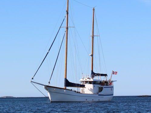 Segelboot Custom Built · 1964