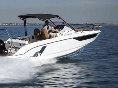 Sportboot Beneteau Flyer 8 Sundeck (2020)