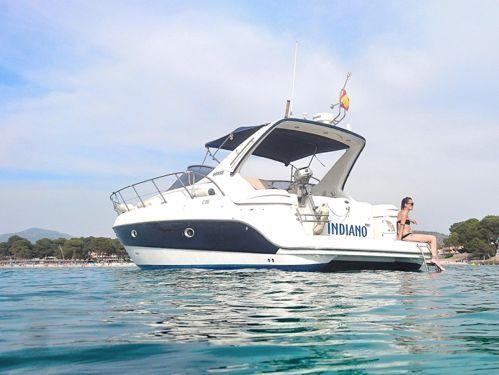 Motorboat Sessa Marine C35 · 2007