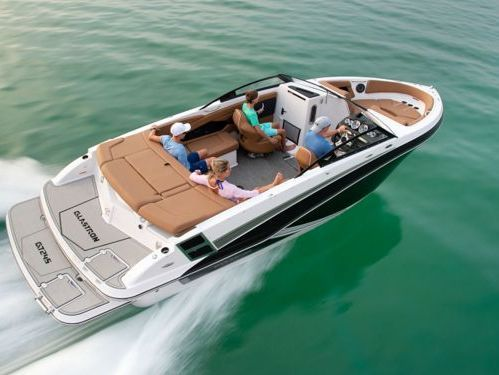 Speedboat Glastron 245 GT · 2018