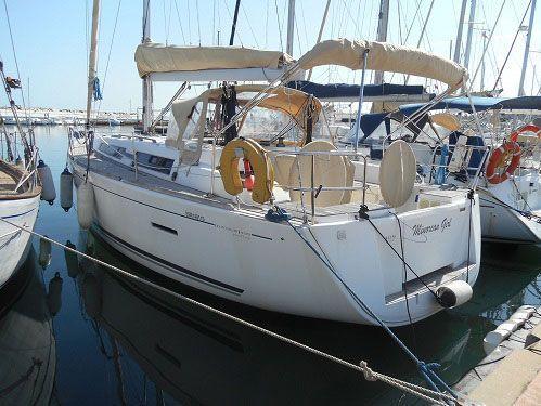 Sailboat Dufour 405 Grand Large · 2011