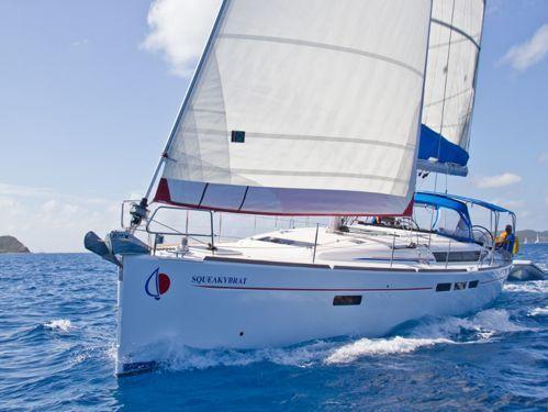 Sailboat Jeanneau Sunsail 51 · 2018
