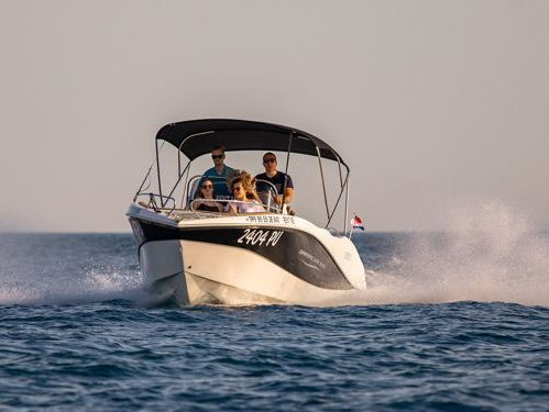 Speedboat Barracuda 545 Open (2017)