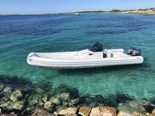 RIB Dovi Boat 1000 (2004)