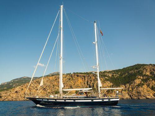 Barca a vela Jongert Sedate Luxury Yacht (1982)