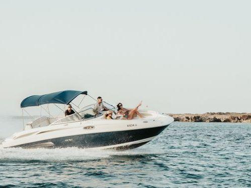 Motorboot Sea Ray 260 Sundancer (2018)