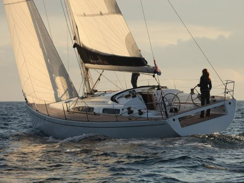 Barca a vela Salona 44 · 2010