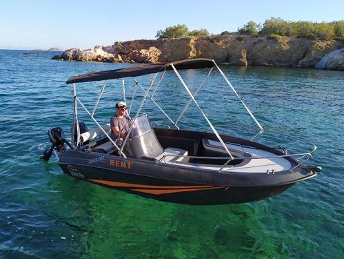 Imbarcazione a motore L.AMMOS 455 (2020)