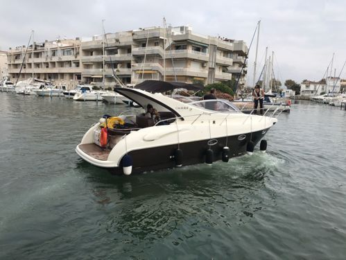 Imbarcazione a motore Gobbi 315 (2005)