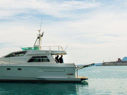 Imbarcazione a motore Ferretti 50 Altura · 1990