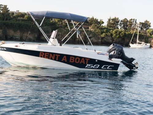 Imbarcazione a motore Compass 150cc · 2015