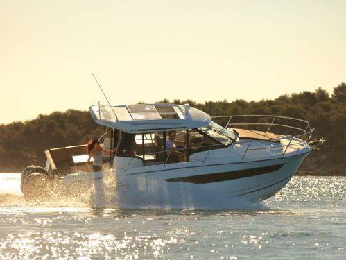Motorboot Jeanneau Merry Fisher 895 (2020)