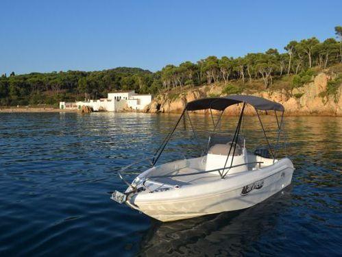 Motoscafo Marinello Happy Fishing 470 · 2017