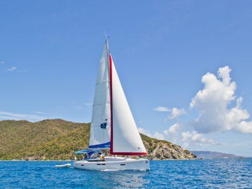 Barca a vela Jeanneau Sunsail 47 · 2016