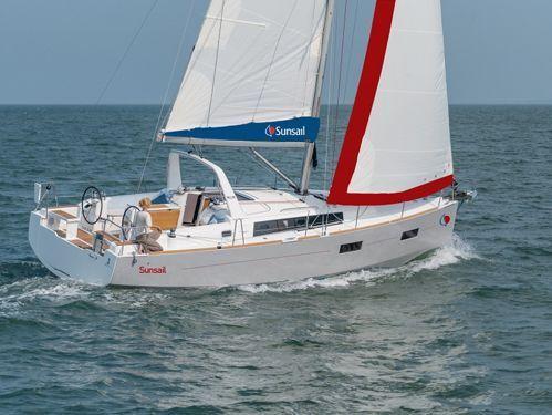 Zeilboot Jeanneau Sunsail 38 (2016)