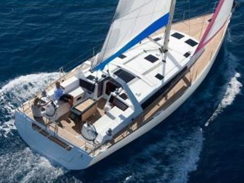 Sailboat Beneteau Sunsail 48 · 2018