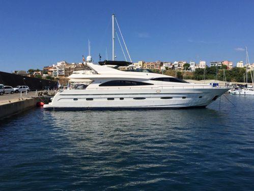 Motorboat Astondoa 82 · 2001