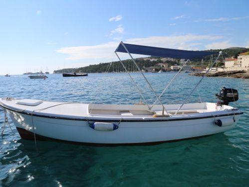 Imbarcazione a motore Custom Built · 2004