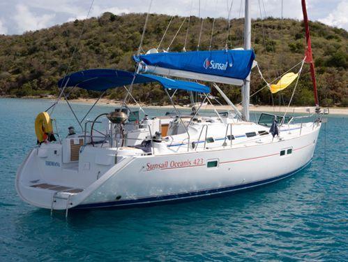 Segelboot Beneteau Sunsail 423 (2020)