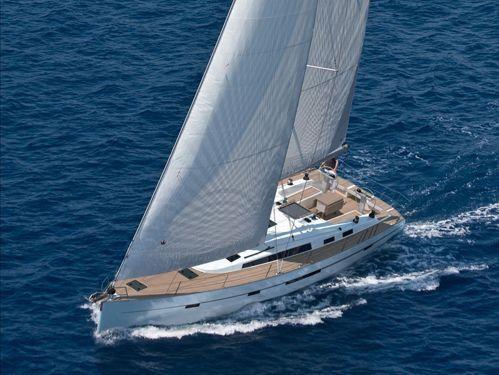 Zeilboot Bavaria Cruiser 56 · 2014