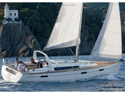 Sailboat Beneteau Sunsail 45.4 · 2020