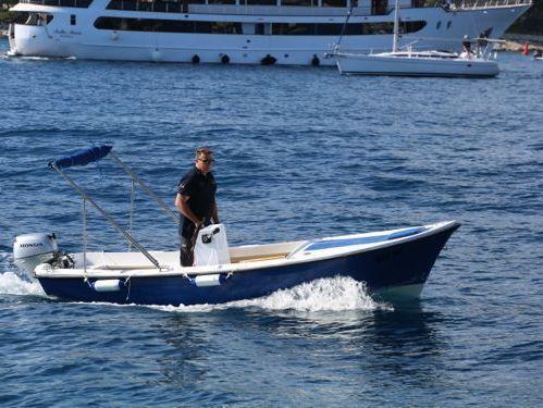 Imbarcazione a motore Custom Built · 2006
