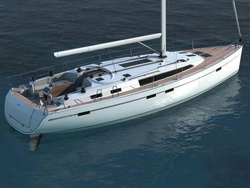 Sailboat Bavaria Cruiser 46 Style · 2017