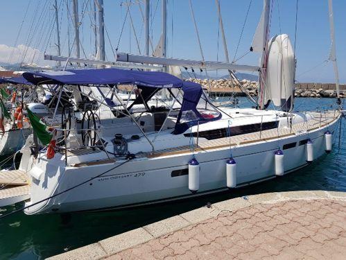 Barca a vela Jeanneau Sun Odyssey 479 (2018)