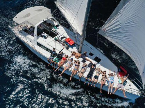 Barca a vela Beneteau Oceanis 45 (2017)