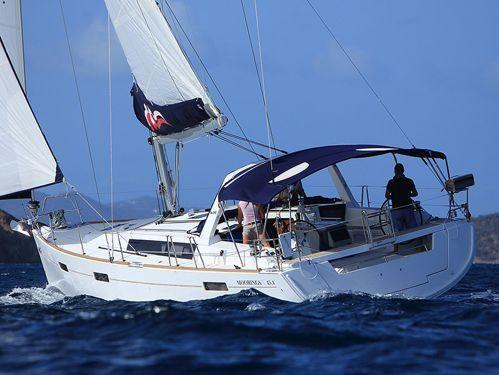 Segelboot Beneteau Moorings 45.4 (2017)