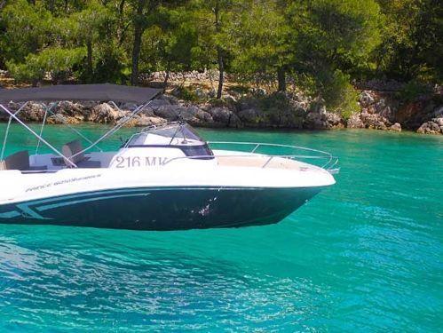 Barco a motor Prince 565 Sundeck · 2016