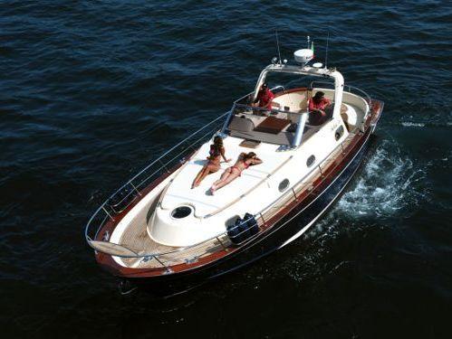 Imbarcazione a motore Nautica Esposito Futura Positano Cabin 38 · 2007