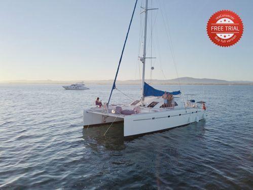 Catamarano Nautitech 475 (1995)