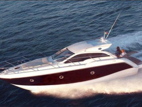 Motorboat Sessa C 35 · 2018