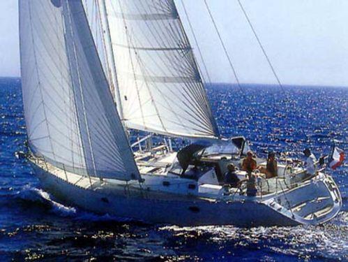 Sailboat Beneteau Moorings 52.3 · 2019