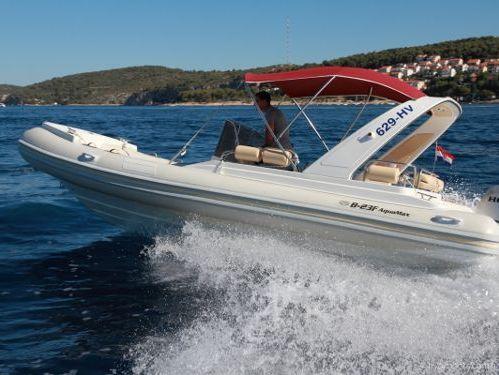 RIB Barracuda 700 150hp · 2015